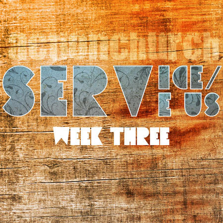Service / Serve Us