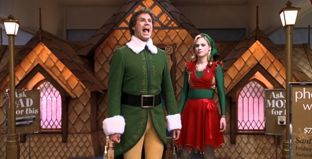 Singing Elves
