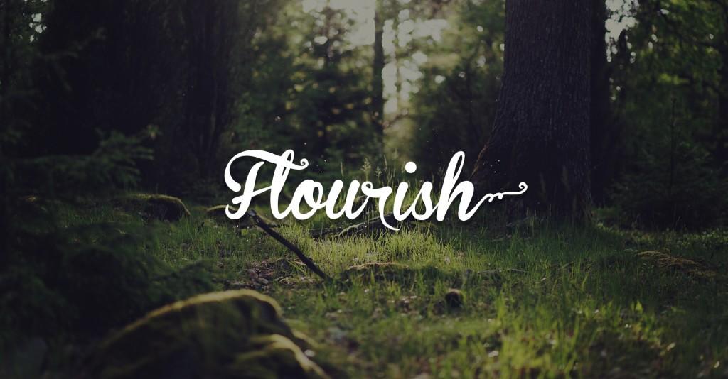 flourish-title
